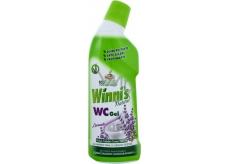 Winnis Lavatrice Lavanda Ekologický čistič WC gel 750 ml