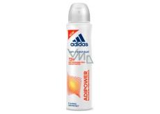 Adidas Adipower antiperspirant deodorant sprej pro ženy 150 ml
