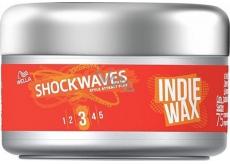 Wella Shockwaves Indie Wax vosk na vlasy 75 ml