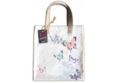Ditipo Motýl módní textilní taška 35 x 38 cm