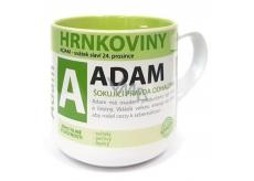 Nekupto Hrnkoviny Hrnek se jménem Adam 0,4 litru