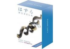 Huzzle Cast Baroq kovový hlavolam, obtížnost 4