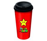 Epee Merch Super Mario hrnek na kávu plastový 520 ml