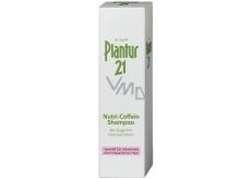 Plantur 21 Nutri-kofeinový šampon při nedostatečném růstu vlasů pro ženy 250 ml