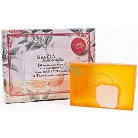Albi Pomerančové mýdlo v krabičce Skvělá kamarádka 09
