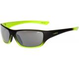 Relax Mona kategorie 3 sluneční brýle pro děti R3066A černo žluté