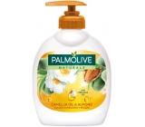 Palmolive Naturals Camellia & Almond Oil tekuté mýdlo dávkovač 300 ml