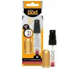 Travalo Perfume Pod Pure Essentials Gold plnitelný flakón s rozprašovačem 5 ml