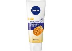 Nivea Protective Care Beeswax krém na ruce 75 ml