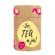 Albi Vánoční čaj ovocný sypaný v tubusu - Jen Tea a já 50 g
