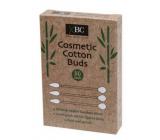 Xbc Bamboo Eco bambusové tyčinky ze 100% bavlnv do uší 80 kusů