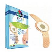 Foot Care Náplasti na odstranění kuřích ok + zmírňuje bolest při pohybu 12 kusů
