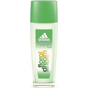 Adidas Floral Dream parfémovaný deodorant sklo pro ženy 75 ml