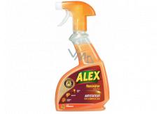 Alex Pomeranč Renovátor čistič nábytku antistatický na laminátový a dřevěný nábytek 375 ml