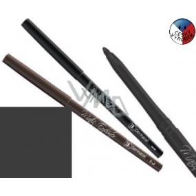 Dermacol Fashion Matic Eyeliner automatická tužka na oči odstín šedá 0,28 g