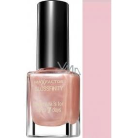 Max Factor Glossfinity lak na nehty 35 Pearly Pink 11 ml