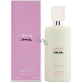 Chanel Chance Eau Fraiche zvláčňující tělová emulze pro ženy 200 ml