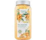 Bohemia Gifts Arganový olej relaxační sůl do koupele 900g
