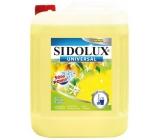 Sidolux Universal Soda Power Svěží citron univerzální mycí prostředek 5 l