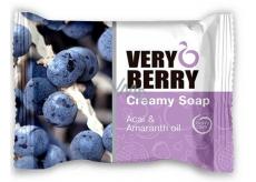 Very Berry Acai & Amaranth Oil - Acai a amarantový olej toaletní mýdlo s esencemi 100 g