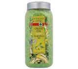 Bohemia Gifts & Cosmetics Olivový olej sůl do koupele 900 g