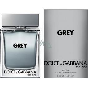 Dolce & Gabbana The One Grey for Men toaletní voda 100 ml