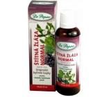 Dr. Popov Štítná žláza normal originální bylinné kapky přispívají k normální činnosti štítné žlázy a produkci jejich hormonů 50 ml
