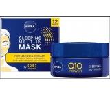 Nivea Q10 Power noční maska pro obnovu pleti s koenzymem Q10 50 ml