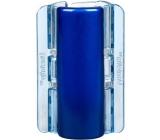Linziclip Maxi Vlasový skřipec perleťově modrý 8 cm vhodný pro hustší vlasy 1 kus
