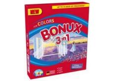 Bonux Color Lavender 3v1 prací prášek na barevné prádlo 4 dávky 300 g