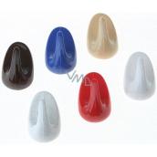 Plastic Nova PTN háček na ručníky samolepící slza 2 kusů