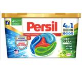 Persil Discs Regular 4v1 kapsle na praní, všechny druhy prádla i na sportovní oblečení box 11 dávek 275 g