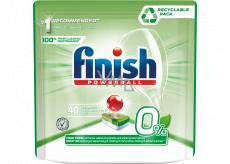 Finish Powerball Eco 0 % Finish All in 1 Max tablety do myčky nádobí 40 kusů