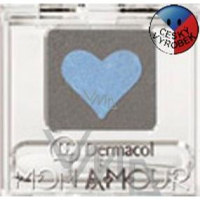 Dermacol Mon Amour oční stíny 02 Duo 2,2 g