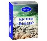 Karima Mrtvé moře přírodní toaletní mýdlo z bahna z Mrtvého moře 100 g