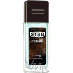 Str8 Discovery parfémovaný deodorant sklo pro muže 85 ml