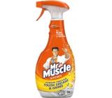 Mr. Muscle Kitchen Lemon čistící a dezinfekční prostředek 500 ml