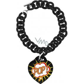 Ops! Objects POP Bracelet náramek OPSBR-273 černá