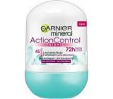 Garnier Mineral Action Control Thermic 72h kuličkový antiperspirant deodorant roll-on pro ženy 50 ml