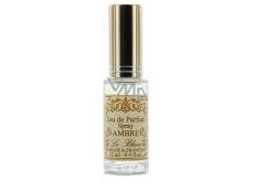 Le Blanc Ambre - Ambra parfémovaná voda pro ženy 12 ml