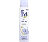 Fa Soft & Control Caring Lila Scent antiperspirant deodorant sprej 150 ml