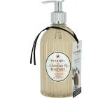 Vivian Gray Vivanel Grapefruit & Vetiver tekuté mýdlo s dávkovačem 350 ml