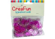 CreaFun Konfety Květy 14 g