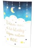 Nekupto Svítící lucerna Dobrou noc 19,5 x 14,5 cm