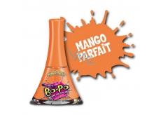 Bo-Po Lak na nehty slupovací oranžový s vůní Mango Parfait pro děti 5,5 ml