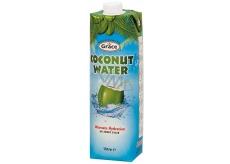 Grace 100% Kokosová voda se získává z čerstvých zelených kokosů pocházejících z Thajska 1 l