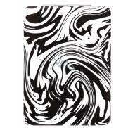 Albi Original Zrcátko obdélník Neutral 8,5 x 6 cm