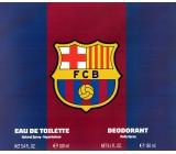 FC Barcelona toaletní voda pro muže 100 ml + deodorant sprej 150 ml, dárková sada