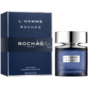 Rochas L Homme toaletní voda pro muže 60 ml