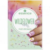 Essence Wildflower Nail Stickers nálepky na nehty 41 kusů